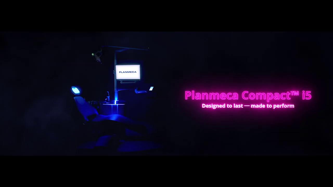 Planmeca Compact i5 dental unit