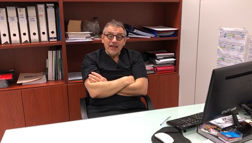 Dr Sergio Cacciacane