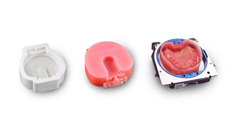 Nuevos kits de dentaduras removibles para las fresadoras DWX