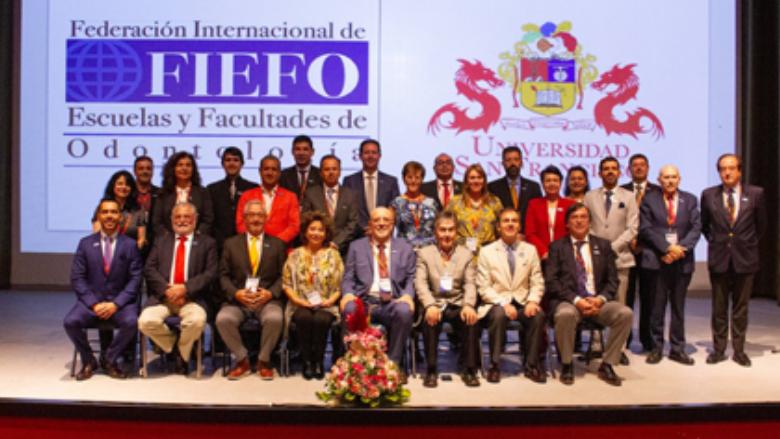 13 estrategias de cooperación internacional de FIEFO