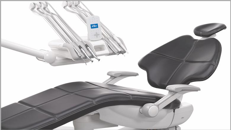 El sillón dental redefinido: A-dec 500