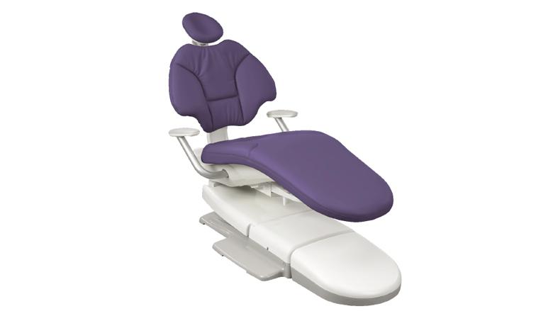 El sillón dental A-dec 400