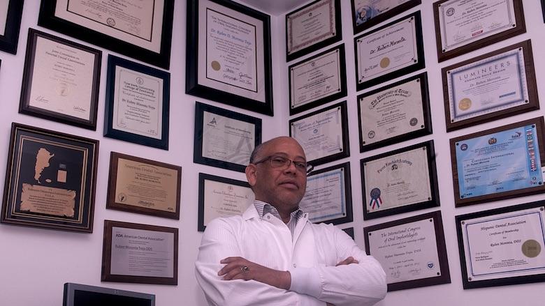 Fallece Rubén Moronta, dirigente de la odontología latinana